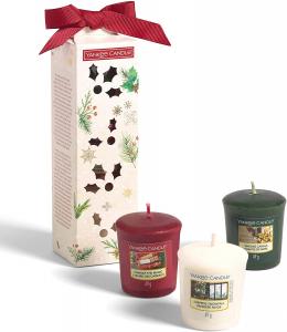 Confezione regalo Yankee Candle con 3 candele sampler