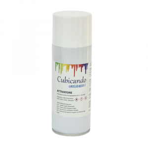 Attivatore per Cubicatura- 400 ml spray