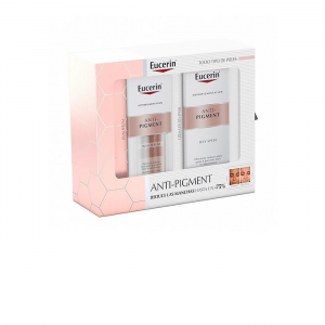 Eucerin Anti-Pigmento Dual Serum Box 30ml + Crema da Giorno Spf 30 Set 2 Pezzi