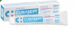 Curasept gel dentifricio trattamento placca e carie con clorexidina 0.05 (75 ml)