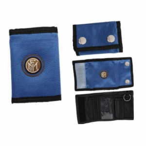 Portafoglio Inter con gancio portachiavi