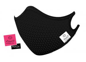 Zitto Mask adulti Sporty black