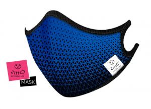 Zitto Mask adulti Sporty blue