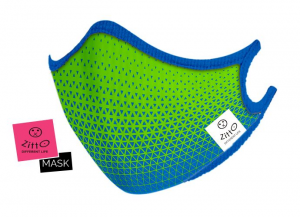 Zitto Mask adulti Sporty green