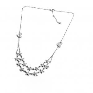 Collana donna For Us Cesare Paciotti Jewels. Collezione Charlize.