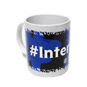 Tazza Inter hashtag ceramica