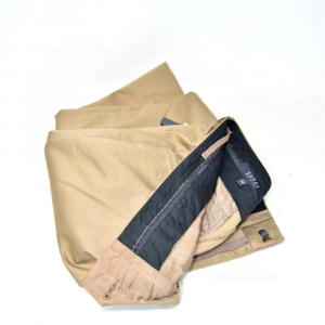 Pants Woman Gucci Brown Size.44