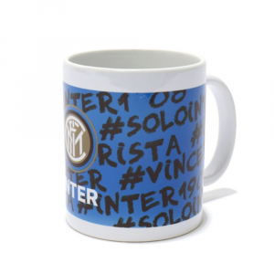 Tazza Inter hashtag ceramica ufficiale