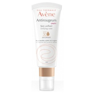 Avène Antirougeurs Unify Trattamento Uniformante SPF30 40 ML-crema colorata
