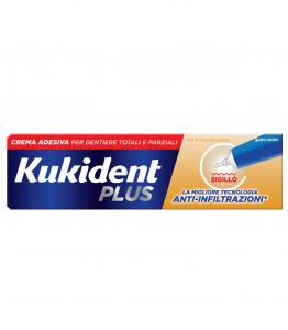 Kukident Plus Sigillo crema adesiva per protesi dentarie 40 g
