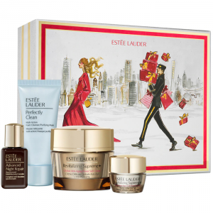 Estée Lauder Revitalizing Supreme+Global Anti-Aging Creme 50ml Set 4 Parti