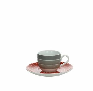 Confezione 6 tazze caffè Tognana