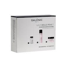 Galènic Cofanetto 1,2,3 Pelle Perfetta La mia Routine in 3 Tappe