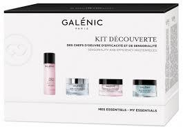 Galènic Kit Scoperta 4 Prodotti: Aqua Infini+Secret d'Excellence+Diffuseur de Beaute+ Beautè de Nuit