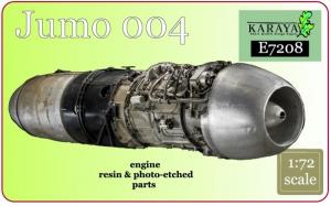 Jumo 004 Jet Engine