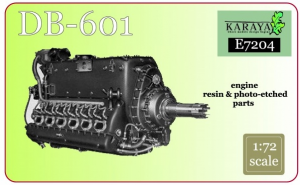 DB-601 Engine
