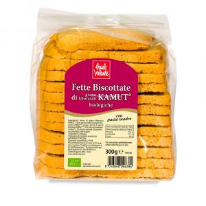 Fette biscottate di grano khorasan kamut® Baule volante