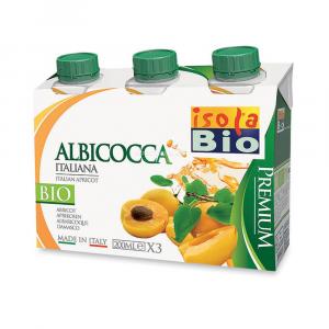 Premium albicocca Isola bio