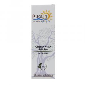 Crema Viso Antiage 50 ml Puglia Cosmesi
