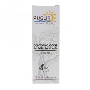 Contorno Occhi Antiage 30 ml Puglia Cosmesi
