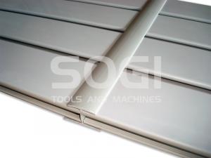 Giunto H di collegamento pannello muro portautensili porta attrezzi parete attrezzata SOGI PAN-GIU