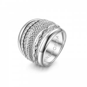PIANEGONDA Anello TECUM in argento 925/1000