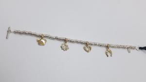 Bracciale DoDo Mariani charms, vendita online | GIOIELLERIA BRUNI Imperia