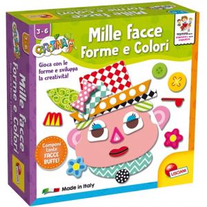 Mille Facce, Forme e Colori