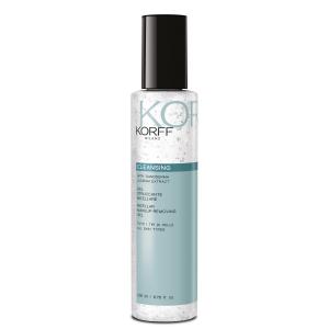 Korff Cleansing Gel Struccante Micellare 200ml