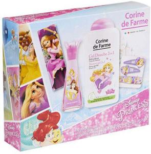 Corine De Farme Princesas Edt 30ml Sets