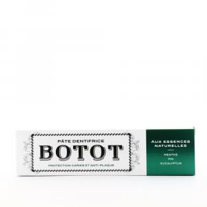 Botot Dentifrice Botot Vert 2x 75ml