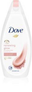 Dove Renewing Glow Pink Clay Gel De Ducha 500ml