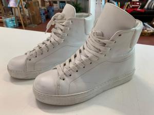 Shoes Woman Alte White Versus Versace Original N°.36 (disponibili Only Online)