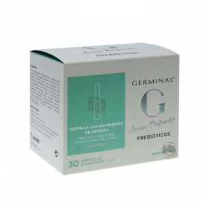 Germinal Prebiotici 30 Singola Dose