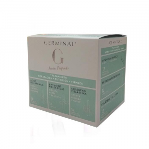 Germinal Deep Action Hydration Treatment + Nutrition + Firmness 36 Blisters