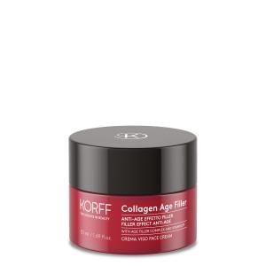 Korff Collagen Age Filler Crema Viso 50ml