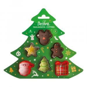Mini tagliapasta natalizi