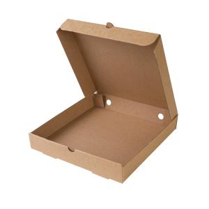 Scatola per pizza in cartoncino kraft -PROMO BLACK FRIDAY