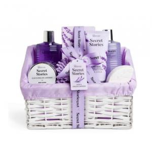 IDC Institute Secret Stories Lilac & English Lavender Set 7 Parti 2020