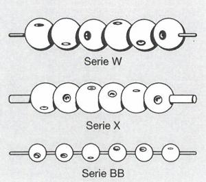 Refill jurgan series X