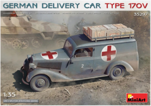 German Delivery Car Type 170V