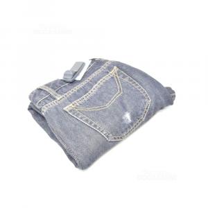 Jeans Woman Jackerson Scuri Size 27