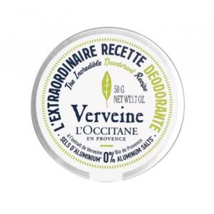 L'Occitane Balsamo Deodorante Verbena 50g