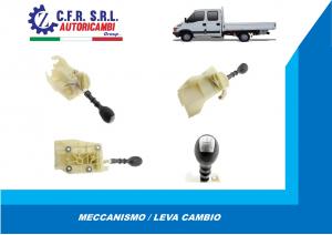MECCANISMO LEVA CAMBIO COMPLETA IVECO DAILY 2006-2012 VERSIONE 5 MARCE