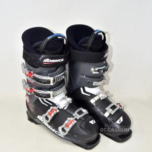 Ski Boots Nordice Black N°.27-27.5 315 Mm