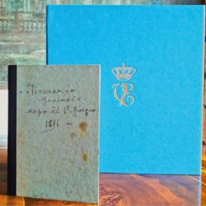 Il diario di Vittorio Emanuele III