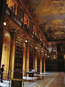 La biblioteca di Strahov a Praga - PDF