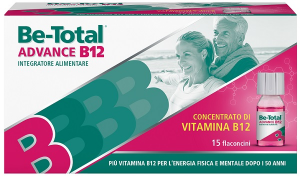 Be-total advance b12 15 flaconcini