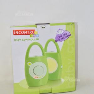 Baby Controller Green Brand Incontro