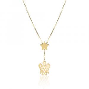 Collana da Donna Roberto Giannotti in Oro con pendente
